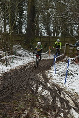 DSC_0233 (sdwilliams) Tags: cycling cyclocross cx misterton lutterworth leicestershire snow