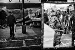 Nylon market, Novi Sad, Serbia (Zlatko Vickovic) Tags: streetstreetphoto streetphotography streetphotographybw streetbw streetphotobw blackandwhite monochrome zlatkovickovic zlatkovickovicphotography novisad serbia vojvodina srbija