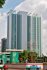 Hotel JS Luwansa (Everyone Sinks Starco (using album)) Tags: jakarta building gedung architecture arsitektur hotel