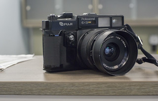 CCR Review 83 - Fuji GSW690II