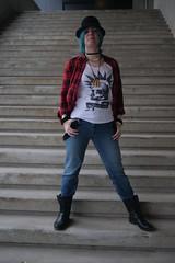 Paris Manga 25 - Porte de Versailles - Paris -2018-02-03- P1111572 (styeb) Tags: 2018 fevrier 03 parismanga pm pm25 parcdesexpositionsportedeversailles cosplay