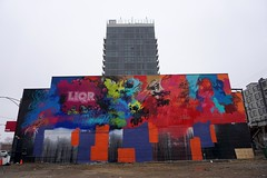 LIQR (drew*in*chicago) Tags: street art artist chicago 2018 paint painter cityscape graffiti mural tag