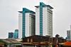 Apartemen Tamansari Sudirman (Everyone Sinks Starco) Tags: jakarta building gedung architecture arsitektur apartment apartemen