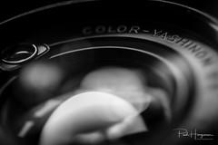 Yashica Electro GX (PaulHoo) Tags: nikon d750 double exposure macro detail dof bokeh art creative gas camera gear equipment 2018 yashica electro lens yashinon