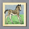 Foal, by Polly Brace for Dunsmore Tiles (robmcrorie) Tags: foal horse polly brace dunmore tiles 1930s pottery ceramic