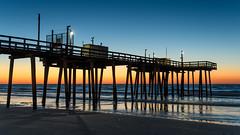 Sunrise in Margate City, New Jersey (PMillera4) Tags: sunrise dawn fishingpier margate jerseyshore newjersey margatecity