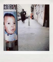 Occhio, malocchio... (Valt3r Rav3ra - DEVOted!) Tags: fuji instax instaxsquare instantfilm instantcamera streetphotography street colori analogico analogica analog analogue milano valt3r valterravera visioniurbane urbanvisions