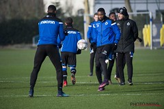 Training 06/02 (Club Brugge) Tags: clubbrugge clubbruges football soccer voetbal new nieuw brugge belgi
