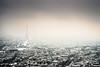 Paris - let it snow (Matthieu Manigold) Tags: paris tour eiffel tower monument nikon neige