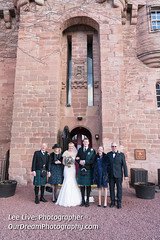 DalhousieCastle-18021678 (Lee Live: Photographer) Tags: bride cake ceremony chapel clarebaker dalhousiecastle grom groupshot kiss leelive ourdreamphotography owls rings rossmcgroarty signingoftheregister wedding wwwourdreamphotographycom