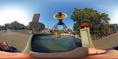 Hansa Park - Die Glocke 360 Grad (www.nbfotos.de) Tags: hansapark dieglocke 360 360gradfoto ricohthetas freizeitpark vergnügungspark themepark sierksdorf