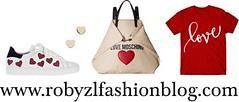robyzl_moschino_san_valentino (robyzlfashionblog.com) Tags: moschino bag tshirt love san valentino