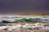 2008-07-05_20h11m52m_051 (D_FOLLUT) Tags: mer houle vagues plage vent sable bretagne surf torche ciel reflet groupenuagesetciel