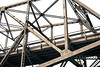 Bridge (Curtis Gregory Perry) Tags: bridge through truss cascade locks gods columbia river girder iron steel metal support cantilever nikon d810