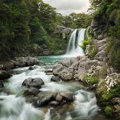 Tawhai Falls (Adam Wierzchowski) Tags: tawhai waterfall canon 6d landscape longexposure nz newzealand