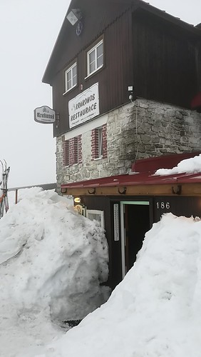 Riesengebirge, Feb. 2018
