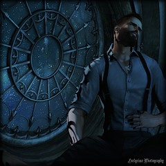 #backdropcitychallenge - Anguish - Orwar (Orwar Furlgrimr) Tags: photo photograph photography portrait deadwool gaeg volkstone backdropcity anguish emotion goth gothic steampunk antique retro fashion stars night nightsky sky
