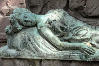 Statue, Isola di San Michele