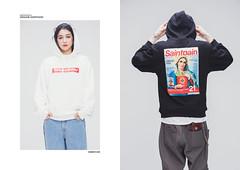 180228_세인트페인_룩북 (5) (GVG STORE) Tags: saintpain streetwear streetstyle streetfashion coordination gvg gvgstore gvgshop unisex