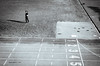 Loneliness. (Michela Marucci) Tags: 2018 architecture architettura architetturafascista cielo italia italy marmo nikkor16008500f3556 nikon nikon1685 nikond7000 photoshoplightroom razionalismo roma rome sole travertino sky sunny olimpicsgame