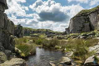 Foggintor Quarry - Dartmoor