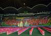Panoramic view of the Arirang mass games with North Korean performers in may day stadium, Pyongan Province, Pyongyang, North Korea (Eric Lafforgue) Tags: 2024years 60sixty adultsonly arirang asia asian asianethnicity celebrationevent choregraphy clothing communism decoration dictatorship dprk dprk2447 event festival gymnastics happiness horizontal humanfresco largegroupofpeople massgames massmouvement men mosaic multicolored night northkorea northkorean patriotism performance politicsandgovernment propaganda pyongyang rungrado show sky stadium stars togetherness traveldestinations women womenonly youngwomen pyonganprovince 北朝鮮 북한 朝鮮民主主義人民共和国 조선 coreadelnorte coréedunord coréiadonorte coreiadonorte 조선민주주의인민공화국 เกาหลีเหนือ קוריאההצפונית koreapółnocna koreautara kuzeykore nordkorea північнакорея севернакореја севернакорея severníkorea βόρειακορέα