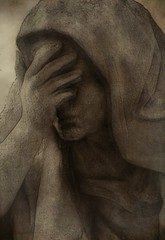 Forgiveness (Bill Eiffert) Tags: forgiveness sadness painterly darkroom overlays