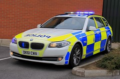Cheshire Police BMW 530d Touring Roads Policing Unit ANPR Interceptor (PFB-999) Tags: cheshire police constabulary bmw 530d 5series touring estate roads policing unit rpu traffic car vehicle anpr interceptor lightbar grilles clusters leds dk61cwa