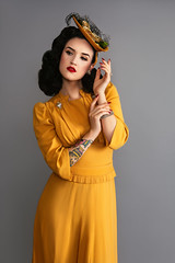 My everyday style (The Colby Files) Tags: colbyfiles beauty designer dress fashion longdress model pinup stevierosalie thecolbyfiles vintage