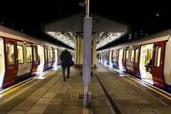 Royal Oak Station (London Less Travelled) Tags: uk unitedkingdom england britain london underground tube transport publictransport travel train rail railway metro urban city station royaloak paddington bayswater