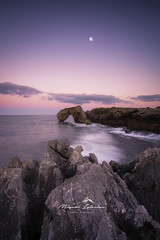 The moonlight (Migueliglesias76) Tags: asturias llanes longexposure landscapes ndfilters travel migueliglesias rocks seascape
