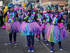 Eschweiler, Carnival 2018, 088 (Andy von der Wurm) Tags: karneval kostüm costume carnival mardigrass eschweiler 2018 kostüme kostueme nrw nordrheinwestfalen northrhinewestfalia germany deutschland allemagne alemania europa europe female male girl teenager smiling smile lachen lächeln lustforlife groove portrait lebensfreude verkleidung verkleidet dressed bunt colorful colourful karnevalsumzug karnevalszug carnivalparade andyvonderwurm andreasfucke hobbyphotograph funkenmarie funkenmariechen
