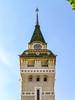 Clock tower (Raoul Pop) Tags: fall tgmures transilvania romania ro relief
