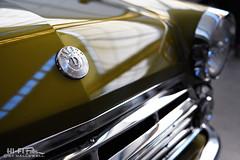 Datsun Custom (Hi-Fi Fotos) Tags: olive green chrome vintage japanese datsun nissan pickup truck classic custom kustom restomod grille headlight 320 1965 nikkor 1755 28 nikon d7200 worldofwheels hififotos hallewell dx