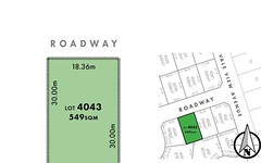 Lot 4043 Darraby, Moss Vale NSW