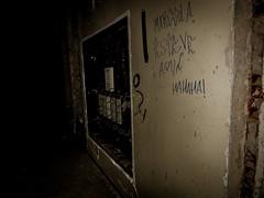 DSCN9992 (tiulekler) Tags: urban urbanexploration urbex exploration abandoned hospitalabandoned hospital street