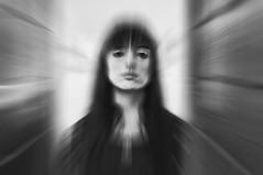 Retrato de las entrañas (Mishifuelgato) Tags: retrato entrañas nikon d90 50mm 18 alicante blanco negro black white philosophy fotografía portrait photography tristeza sadness melancholy singer