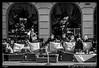 El café de media mañana (Montse Estaca) Tags: italia italy friuliveneziagiulia trieste gente people mujeres donne women niño kid bambino jovenes hombre uomo man teenagers mesas sillas tavole sedie chairs tables camarera waitress cameriera bandeja tray vassoio ventanales corazones hearts cuori grandefinestra picturewindow café cafetería caffetteria piazzaunitàditalia caffèdeglispecchi cafédelosespejos terraza urbanlandscape urbanphotography paisajeurbano fotografíaurbana fuji fujixt1 streetphotography piazza plaza square bw bn bianco blanco black negro nero white
