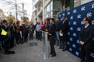 November 21, 2017 Events DC Retail Opening Celebration