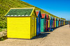 Whitby, beach huts. (berenice29) Tags: whitby northyorkshire beachhuts colourful nikond7000