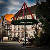 DSC00498 (G.G.B.) Tags: adventskranz engel fachwerk kerze kerzen couronne hotel krone meteor restaurant timberframework truss