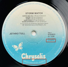 A0525 JETHRO TULL Storm Watch (vinylmeister) Tags: johnnywinter blues rock albino texas classicrock progrock vinylrecords vinyl schallplatte disque gramophone album