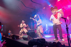 DSC01754 (Kory / Leo Nardo) Tags: furry fursuit suiting dance party dj con convention further confusion fc san jose marriott center 2018 fc2018 pupleo leo kory fur costume costuming cosplay animals