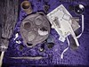 Aspellforyou alter (marcusbentus) Tags: alter white witch spell for you aspellforyou magic wicca wiccan love health wealth happiness feather ribbon candle magick dowsing whitchcraft pagan leica 25mm panasonic lumix gx7 micro 43 nature crystals druid incantation curios