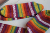 IMG_4240 (gis_00) Tags: knitting 2018 socks handknitted striped