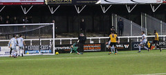 Cray Wanderers 1 Lewes 2 20 01 2018-571.jpg (jamesboyes) Tags: lewes cray bromley football bostik isthmian fa soccer action goal game celebrate celebration sport athlete footballer canon dslr