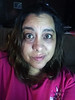 365 Day 275 10/2 Soaping Night (TMLizzy Irwin) Tags: tina selfportrait 365x10 eyes allergies october2017