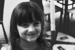 Mary Anne (dust.concept) Tags: approved kid child littlegirl smiling blackandwhite dust dustconcept