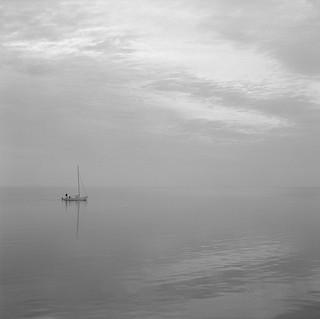 Sailboat, San Francisco Bay