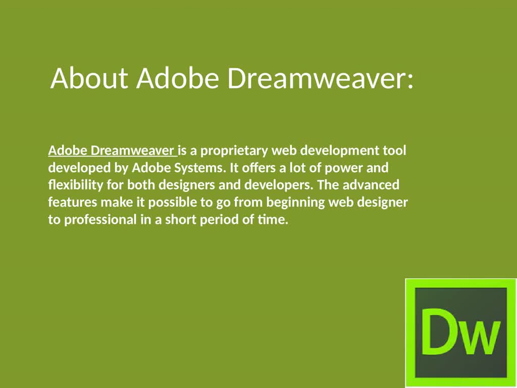 dreamweaver lessons paper Research paper lesson plans - benefit from our cheap custom term paper writing service and get the most from amazing quality composing a custom paper is go through a lot of stages use this company to order your profound essay handled on time.